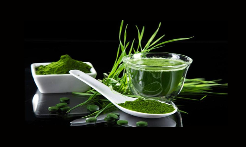 zielony detoks