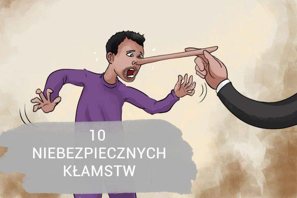 10 kłamstw