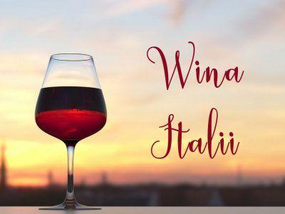 WINA ITALII - TOSKANIA