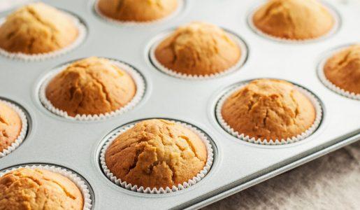 Muffinki – najprostszy przepis