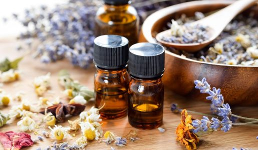 Aromaterapia – czyli magia olejków eterycznych